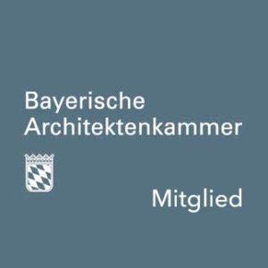 Mitglied der Bayerischen Architektenkammer